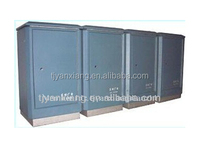 IP55 telecom structure cabinet/Double layer structure and stainless steel/Reinforced Cabinet with Heat Insulation Function