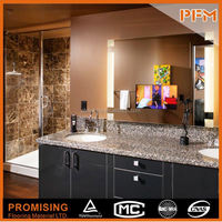 decorative beautiful polished purple quartz stone kitchen countertops lowes-granite-countertops-colors