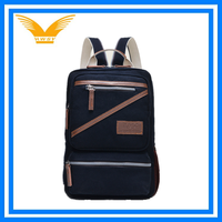 Multifunctional Fashionable canvas school bag for college