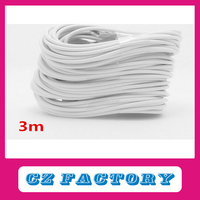 3M/10FT ios 8 8Pin Data Sync Charging Micro USB Cable 3 Meter Long 3m phone cable for iPhone 6 6 plus iPhone 5 5S 5C iOS 8 cable