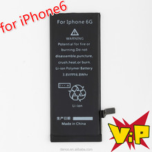 China wholesale replacement batteries for iphone 5s paypal is accepted