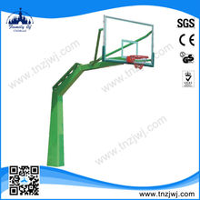 Fast delivery cheap adjustable indoor basketball hoop