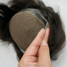 Best quality lace front ,invisible knot and lace,good contour men hair piece toupee factory direct price