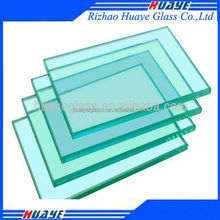 Safety Tempered Pool Fencing Glass Panel
