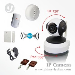HD 720P Wireless WIFI Camera with Wireless Accessories LYD-121