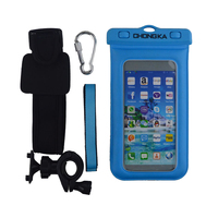 Phone waterproof bag for lenovo k3 note for swimming
