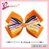 The best grosgrain ribbon bow handmade big bow hair accessories,hair accessories wholesale china