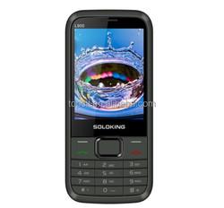 Cheap Unlocked Quad Band GSM Spreadtrum GPRS WAP Dual SIM Mobile Feature Phone L900