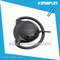 High quality wireless ear hang microphones for conference system