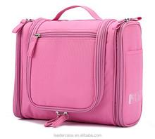 Multifunction stylish travel men polyester cosmetic bag