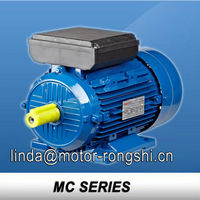 MC Series copper wire single and three phase ac motor