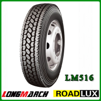 Chinese famous brands, Roadlux Tires, 11r24.5 truck tires