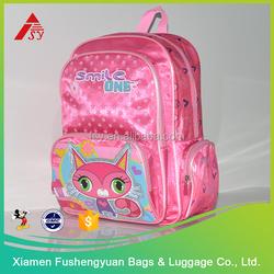 cute cartoon lovely little girl school bag for teenagers