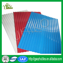 Plastic tile roofing prices colonial roofing tiles PVC for prefabricated wooden houses