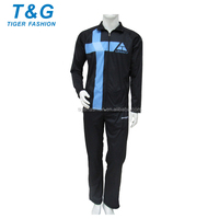 Men high quality warm up jackets with low moq