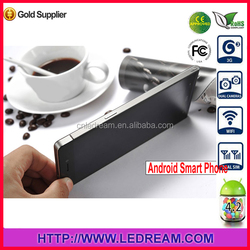 Newest ultra slim 5.5 inch android phone mini tablet pc dual sim android gps mobile phone