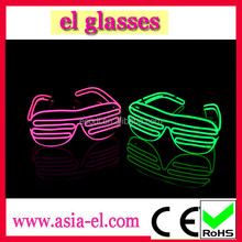 2015 new!! colorful fluorescent light sunglasses with 10 years experience