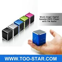Original Music Angel MD06 with TF card ,FM radio,mp3 player