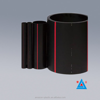 Underground HDPE Pipe Prices PE Mining Pipe with factory price