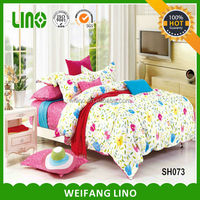 beautiful bed sheet sets/fitted sheet set/latex bed sheets