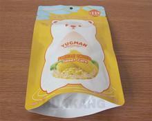 Custom design plastic sweet corn bag