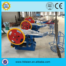 nail making machine for waste steel recycling /wire nail making machine