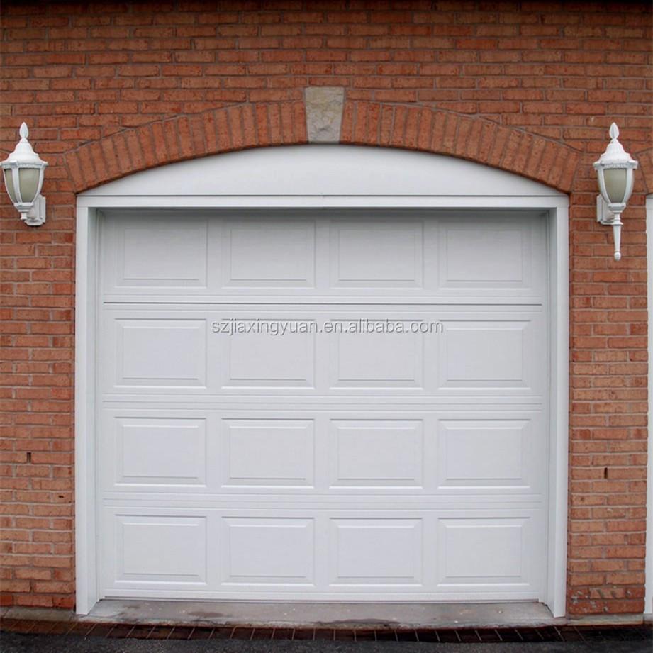 Automatic garage door china steel low prices buy