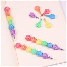cute and mini multi colors Separable Erasable whiteboard marker pen