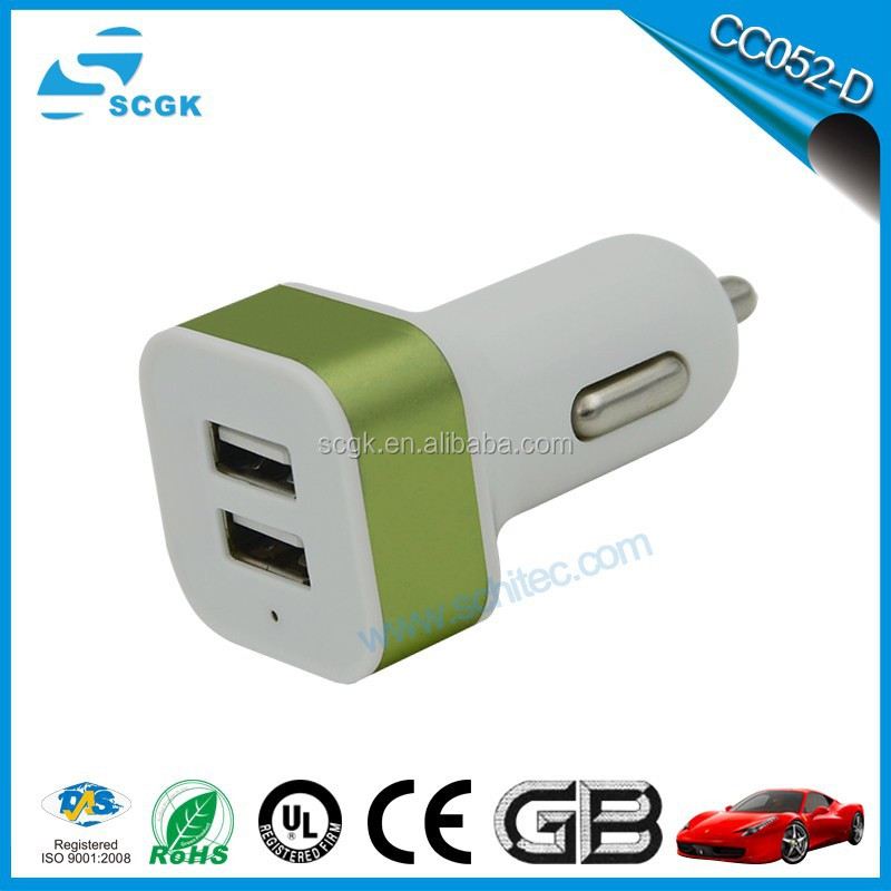 2 Port Usb Car Charger 2 Port Usb Car Charger For