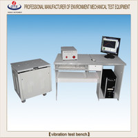 Lab apparatus Vibration Testing Machine Usage and Electric Mechanical Vibrating Table