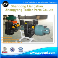Heavy duty Trailers truck parts air suspension