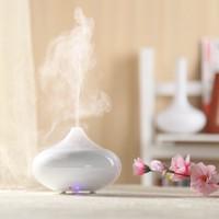 2015 newest pearl white mini portable air humidifer for home