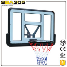 fashion indoor basketball ring with net