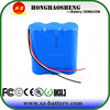 Good Quality Battery Rechargeable Battery 12v 3000mah, 12v Rechargeable Battery Pack 3000mah, 3S1P 18650 Li-ion Battery