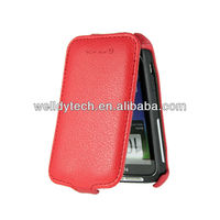 alcatel phone cases for HTC Wildfire S leather back cover