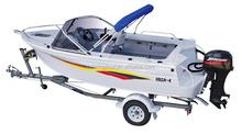center console aluminium boat;center console fishing boat