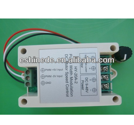 Pwm Dc Motor Speed Controller Support Frequency Input