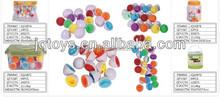 JQ-1087 DIY plastic egg building blocks