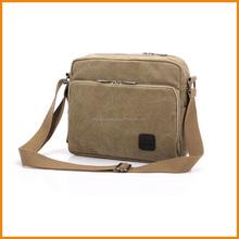 messenger bag 2015 new design canvas professional messenger bag for post men