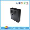 2015 Printed Velvet Packaging Paper reusable bali paper bag with handle