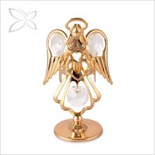 Charming Swarovski Crystals Wedding Souvenir Gift