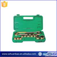 1/2'' Dr 13 pcs hand tool socket wrench set