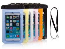 Pvc Sports Waterproof Bag for Smartphone