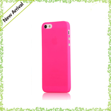 Ultra Thin Cover Phone Cases For Apple iPhone 5S Protective Back Shell
