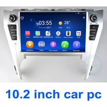 HD automobile DVD navigation for Toyota Camry 10.2 inch