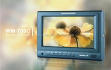"Wondlan Movie Making Monitor 7"" HD LCD Monitor for Video Camera Steadycam Steadicam Stabilizer WM-700C"
