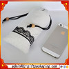 Large Linen Drawstring Bag/Durable Natural Linen Bag