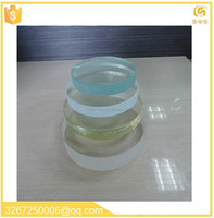 tempered glass 0.5-25mm color clear float glass reflective glass