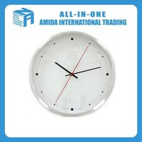 high quality color changing LED wall clock