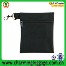 waterproof fabric golf tee holder pouch/golf tee bag wholesale